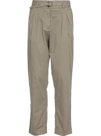 Woolrich Pants With Belt