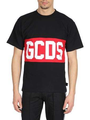 GCDS Band Logo Tee