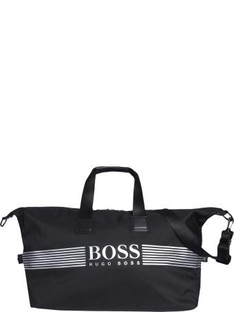 Hugo Boss Travel Bag With Logo