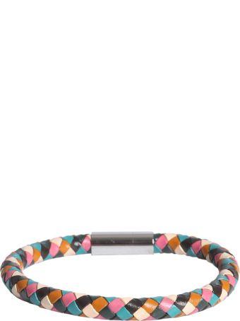 Paul Smith Interlaced Bracelet