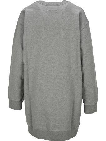MM6 Maison Margiela Mm6 Key Print Oversize Sweatshirt