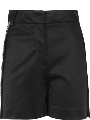 Versus Versace Logo Taped Shorts