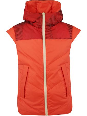 Woolrich Hooded Vest