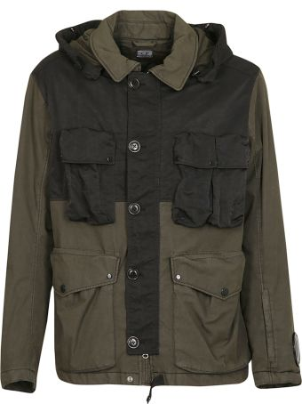 C.P. Company Button-up Jacket