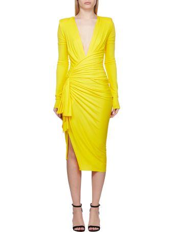 Alexandre Vauthier Slim Fit Dress