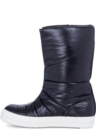 DRKSHDW Rick Owens-drkshdw Puffer Boot