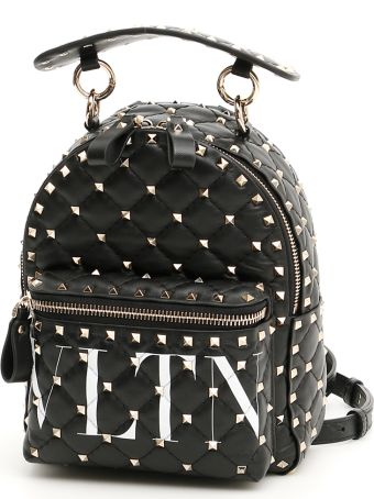 Valentino Rockstud Spike Vltn Mini Backpack