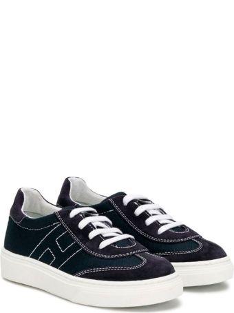 Hogan Blu Baby Sneakers