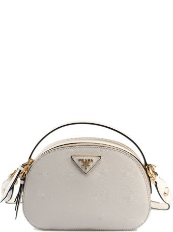 Prada Odette Saffiano Shoulder Bag