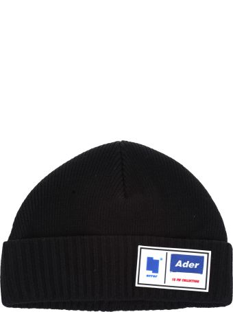 Ader Error Logo Patch Beanie