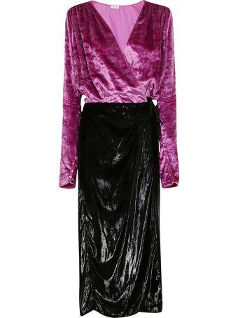 ATTICO Color Block Dress