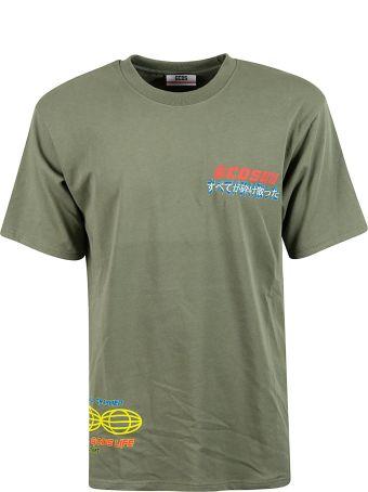 GCDS Printed T-shirt