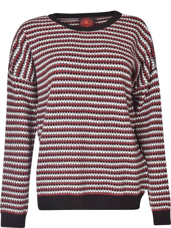 Happy Sheep Patterned Sweater