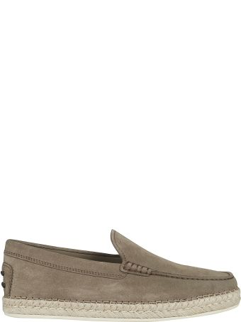 Tod's Flat Loafers Espadrilles