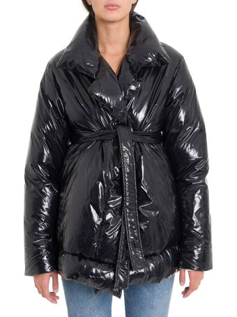 Bacon Clothing Belted Down Coat