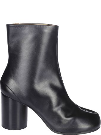 Maison Margiela Zipped Ankle Boots