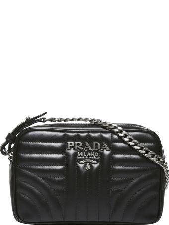 Prada Beveled Camera Bag