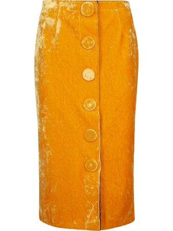 Vivetta Buttoned Skirt