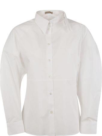 Bottega Veneta Structured Boxy Shirt