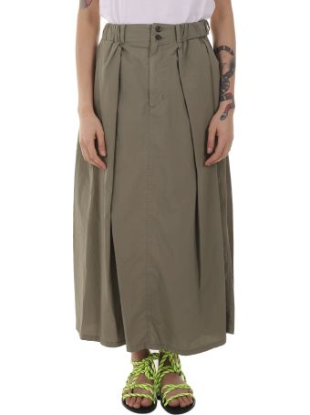 Plantation Green Skirt