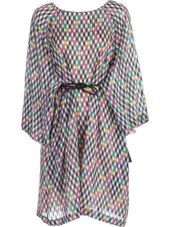 Emporio Armani Tie-waist Dress