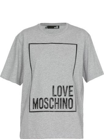 Love Moschino T-shirt Cotton