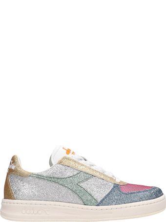 Diadora Glitter Leather B.elite Sneakers
