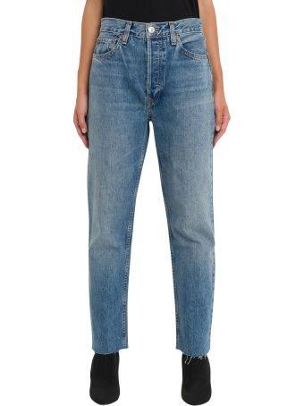 RE/DONE Stove Pip Jeans