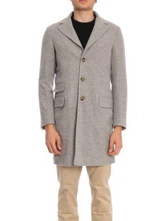 Eleventy Coat Coat Men Eleventy