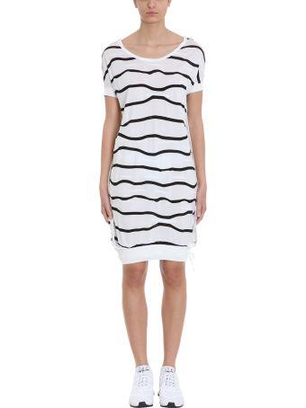 Y-3 Stripe Tunic Dress