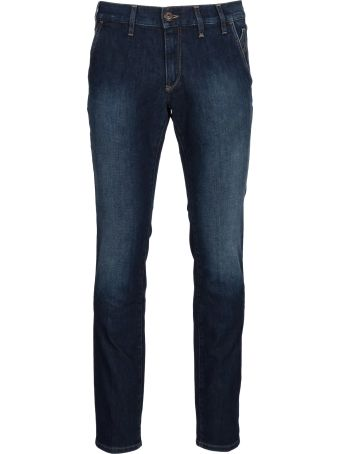 Jeckerson Jeans 11 Oz Chino Slim