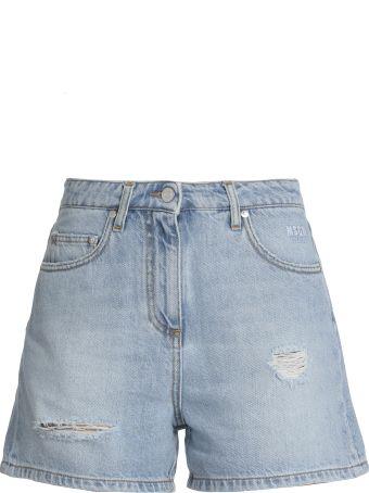 MSGM Short Cotton