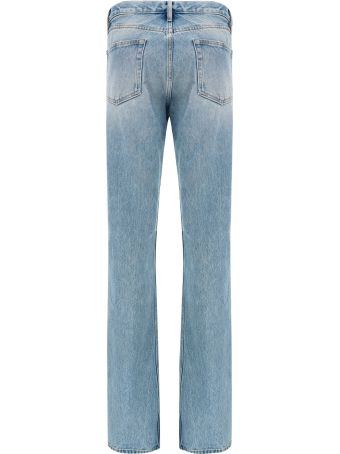 The Attico Denim Pants