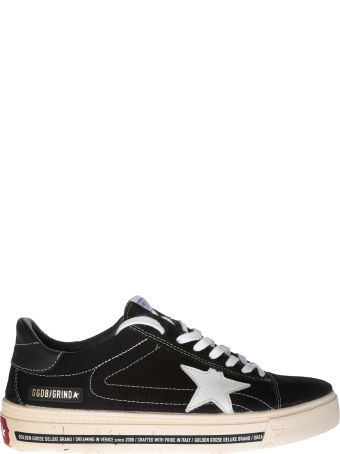 Golden Goose Grind Star Low-cut Sneakers
