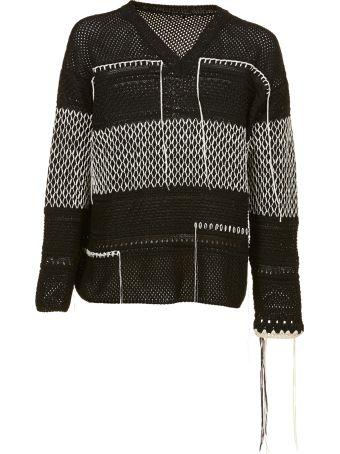 Roberto Cavalli Knitted Sweater
