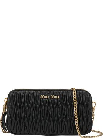 Miu Miu Chain Wallet