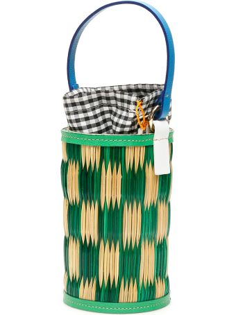 Heimat Atlantica Cupido Cylindrical Bucket Bag