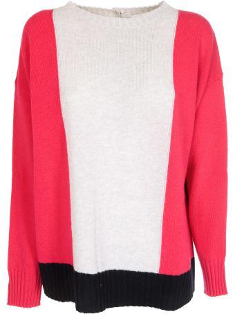 Jucca Color Block Sweater