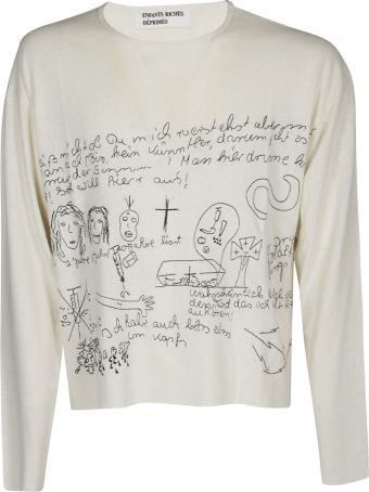 Enfant Riche Déprimé Enfants Riches Déprimés Graphic Print T-shirt