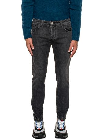 Entre Amis Dark Gray  Denim