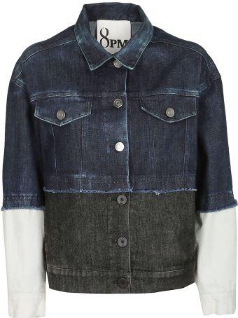 8PM Frayed Jacket