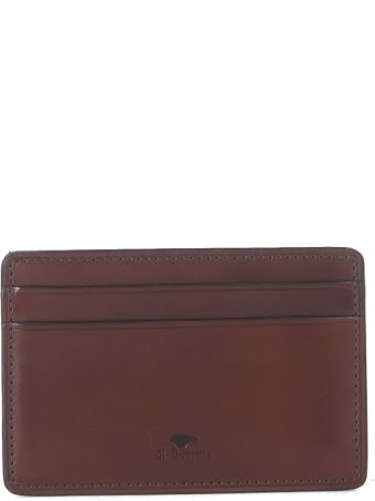 Il Bussetto Brown Tuscan Leather Document Holder
