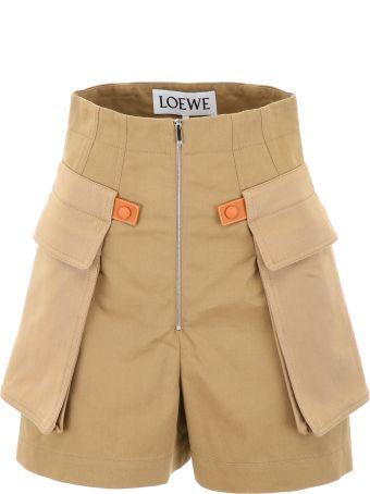 Loewe Cargo Shorts