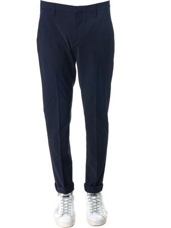 Diesel Black Gold Sleenker Cotton Denim Slim Fit Jeans