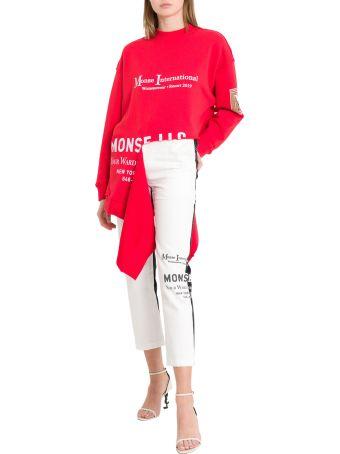 MONSE Monse International Ripped Sweatshirt