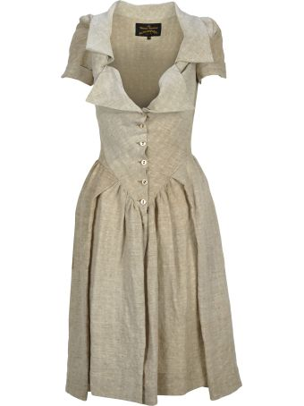 Vivienne Westwood Anglomania Anglomania Monday Dress
