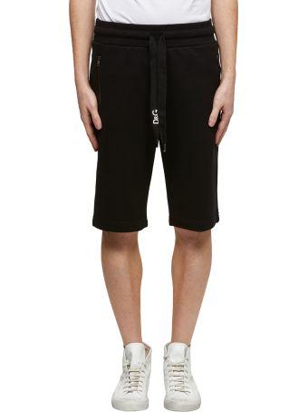 Dolce & Gabbana Drawstring Waist Shorts