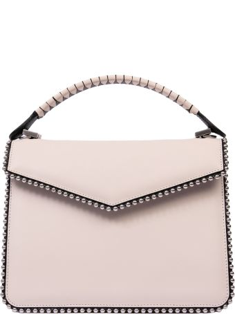 Les Petits Joueurs Pixie Metal Piping Double Braid Handbag
