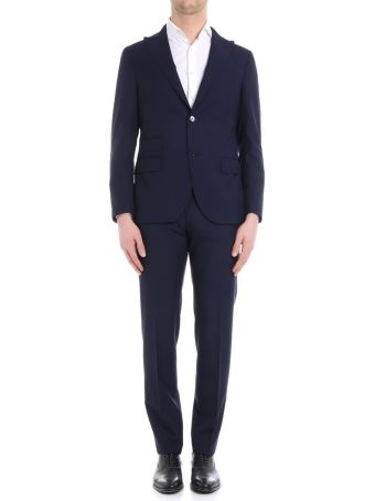 The Gigi Cool Wool Suit