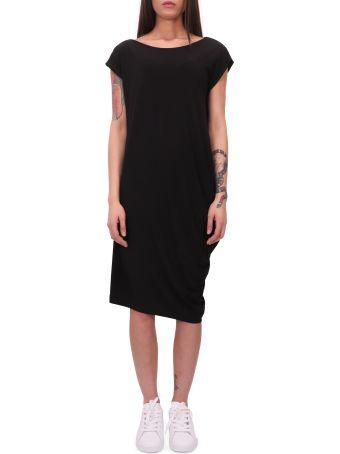 Issey Miyake Black Dress
